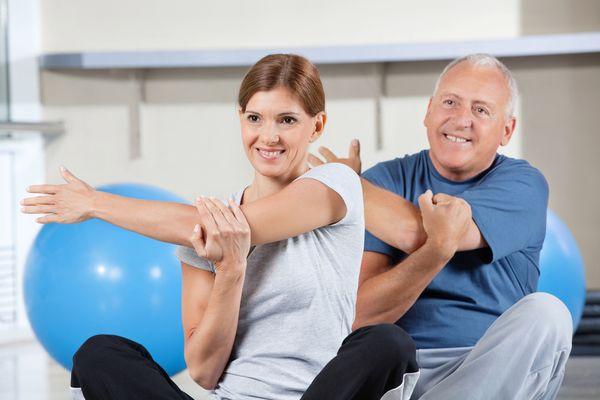 Лечебная гимнастика поможет в лечении подагры