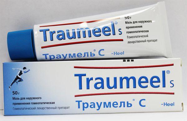 Траумель - действенное средство при артрите