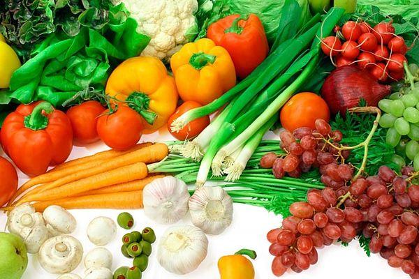 При данном недуге необходимо есть много овощей
