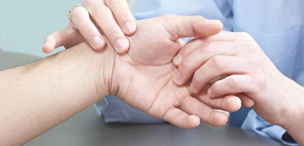 Недифференцированный артрит сопровождается приступами боли
