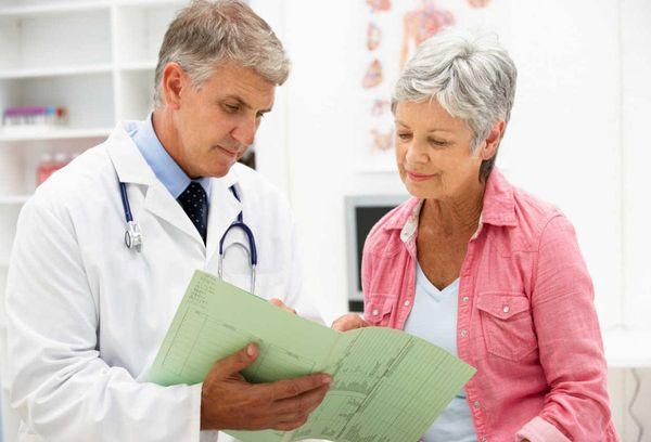 Не забывайте регулярно обследоваться у врача