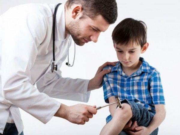 Ребенка нужно своевременно показать врачу