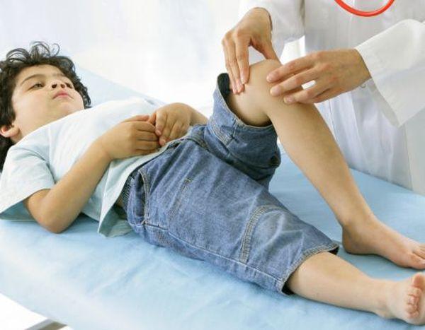 Реактивный артрит коленного сустава у детей