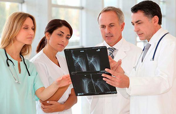 Лечение врач назначает после полного осмотра