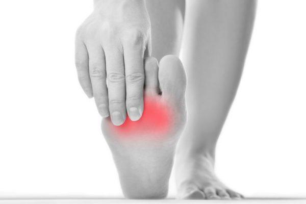 Существует 4 разновидности артрита стопы