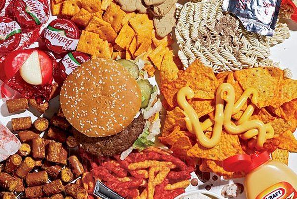Вредную пищу запрещено употреблять
