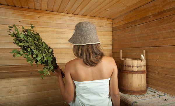 Посещение бани полезно для здоровья