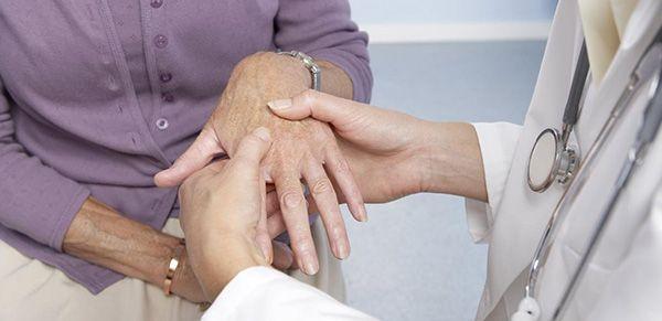 Ревматоидный артрит – хроническое соединительнотканное заболевание