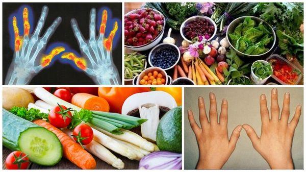 Начать лечение нужно с правильного питания