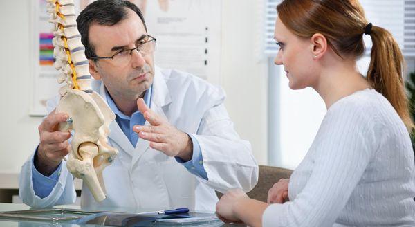 Лечение радикулита назначает врач