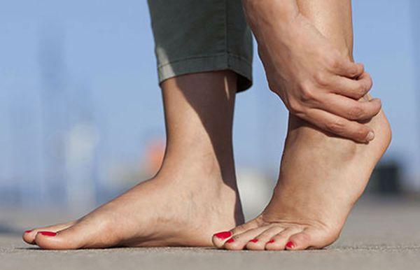 Бурсит голеностопного сустава