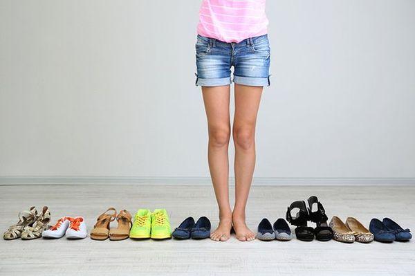 Чтобы избежать бурсита носите удобную обувь