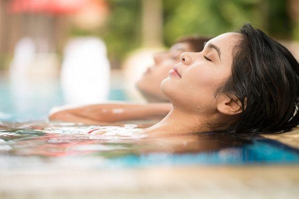 Лечебные ванны – хорошее оздоровительное средство