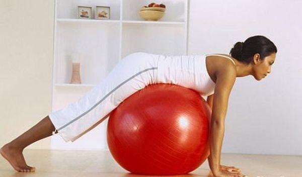 Занятия гимнастикой помогут излечить грыжу