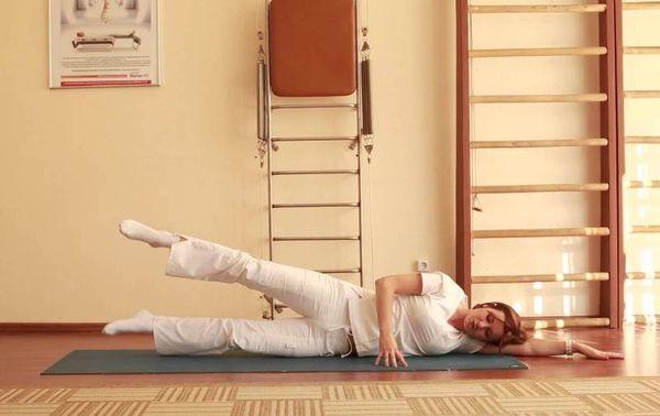 Гимнастические упражнения при проблемах с позвоночником