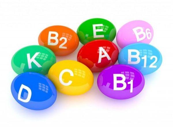 Витамины для костно-хрящевой ткани А, С, Е, Д