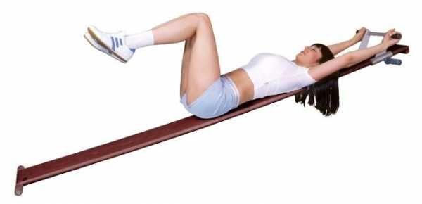 Упражнения на доске назначает врач