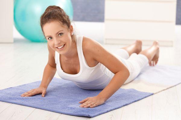 Лечебная физкультура – основная терапия при остеохондрозе