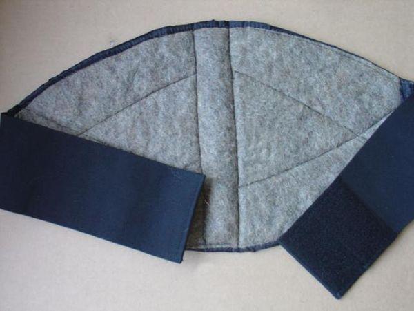 При люмбаго применяют утепляющие шерстяные пояса
