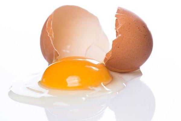 Яйца – обязательный продукт для получения кальция
