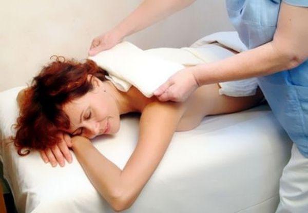 Лечение остеохондроза компрессами