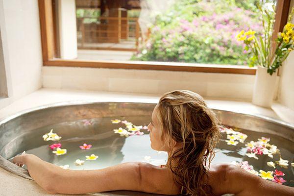Оптимальная температура ванны – 38 °C