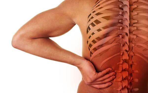 Полисегментарный остеохондроз может появиться из-за травм