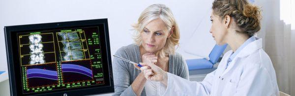 Диагностирование остеохондроза в больнице