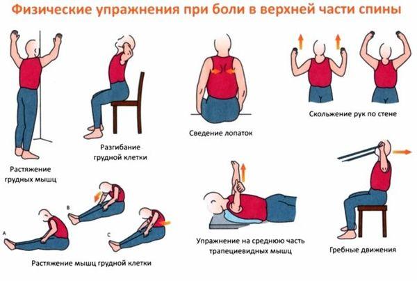 Лечебная гимнастика при спондилезе