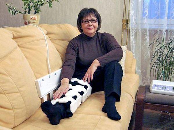 «Алмаг-01» лечит артриты и артрозы
