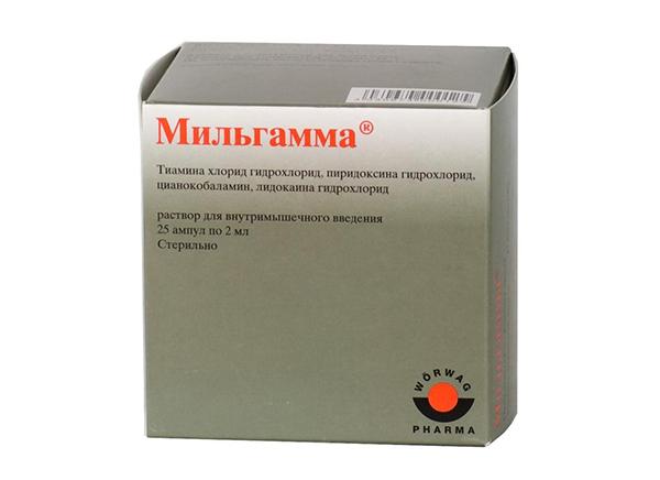 Мильгамма существует в таблетках и уколах