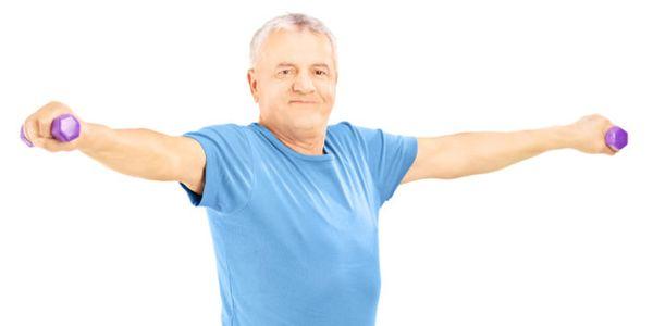 Необходимо делать умеренную физическую нагрузку