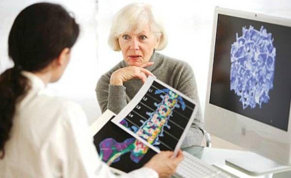 Диагностика заболевания остеопороз