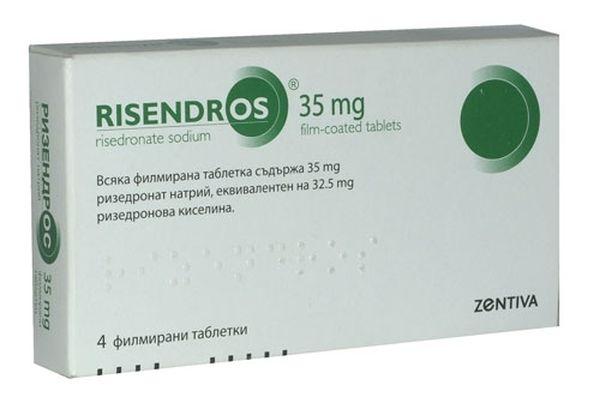 «Ризендрос 35» – действенное лекарство от остеопороза