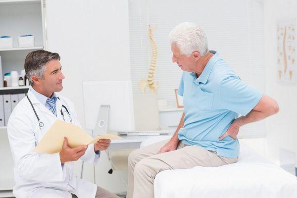 Лечение назначает врач после осмотра