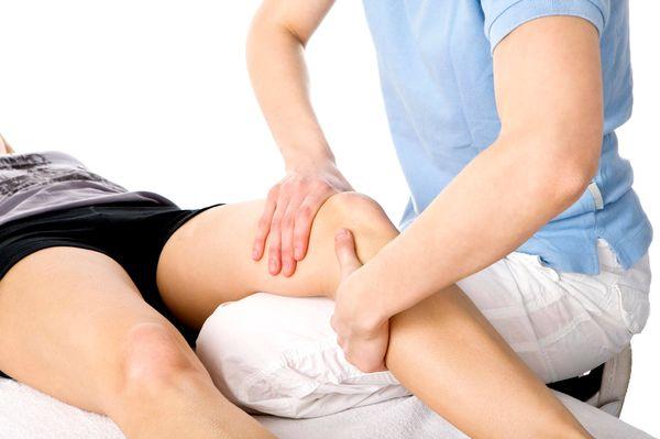 Лечение синовита массажем
