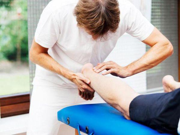 Теносиновит можно лечить массажем