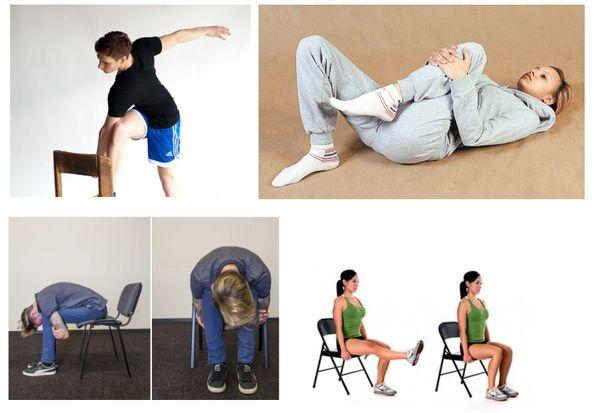 Лечебная физкультура при кисте Бейкера